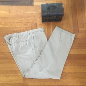 Polo by Ralph Lauren khakis size 40 x 32 classic